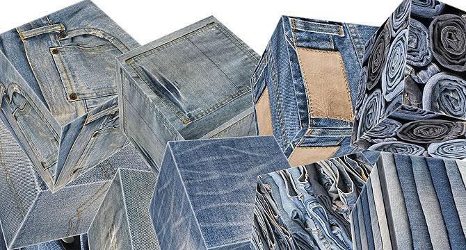 10ff023eb277 10 новых вещей из старых джинсов | Passion.ru