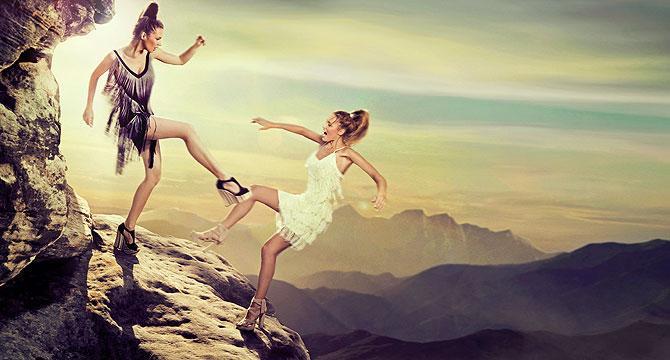 Девушки на работе завидуют кастинг в рекламу минск
