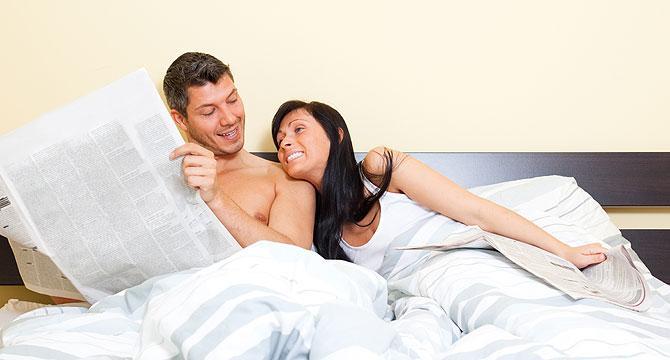 Жена не хочет быть инициатором секса
