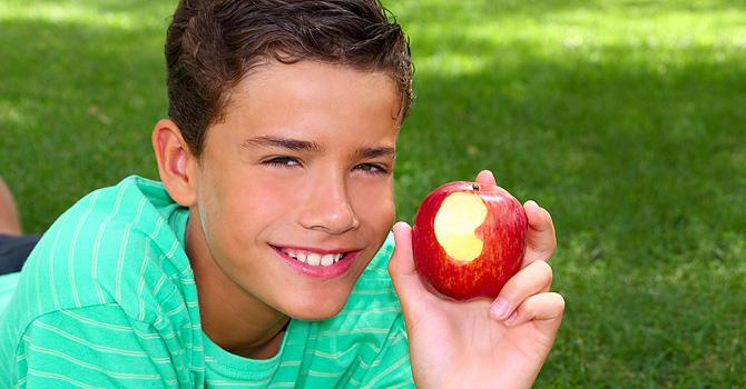 Эффективная подростковая диета - меню, рацион