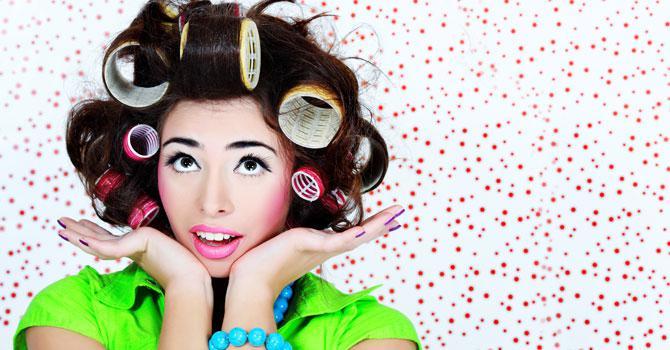 Как уложить волосы самой себе. Как уложить волосы самостоятельно в домашних условиях
