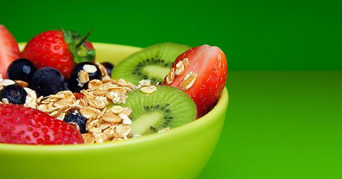 Диета с плотным завтраком