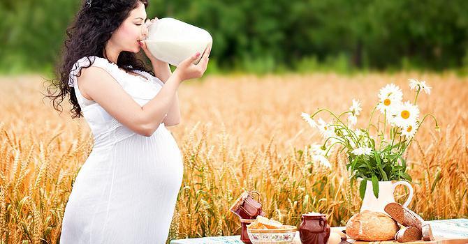 Яблоки при отеках при беременности
