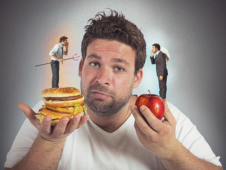диета правильное питание мужчины