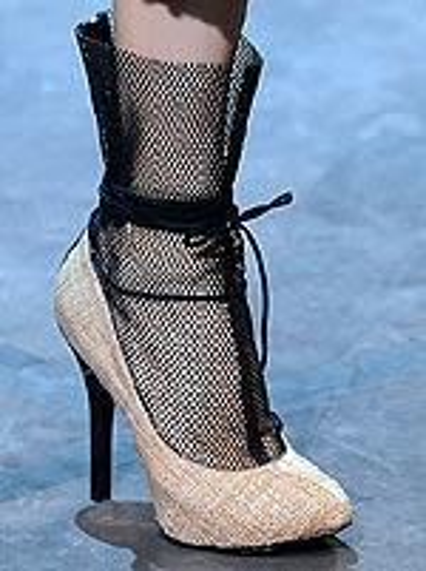 Модная весенняя обувь - 2010 (ФОТО) рекомендации