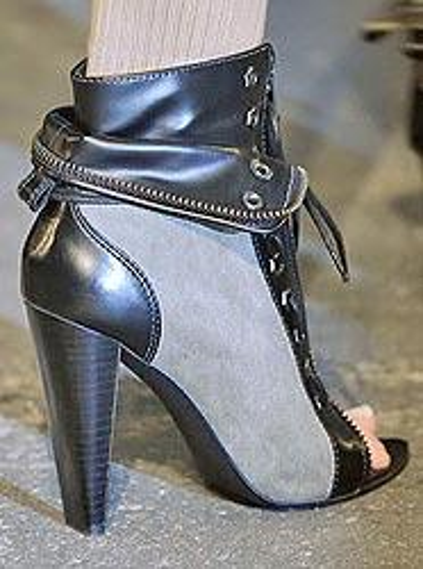 Смотреть Модная весенняя обувь - 2010 (ФОТО) видео