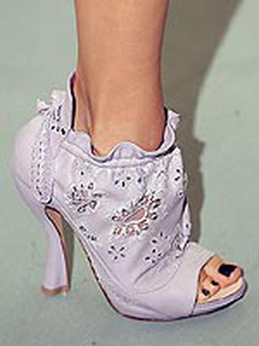 Модная весенняя обувь - 2010 (ФОТО) изоражения