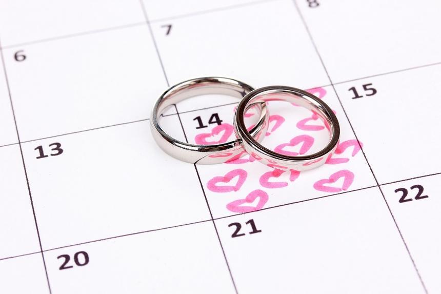 Жениться нельзя разойтись: благоприятные и неблагоприятные даты для свадьбы в високосном году