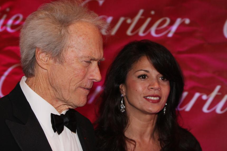 Клинт и Дина Иствуд, 2009 год